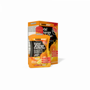 NAMEDSPORT TOTAL ENERGY CARBO GEL> - MULTIPACK 3 PZ