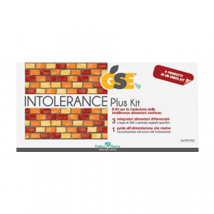 GSE Intolerance Plus Kit - 45 compresse deglutibili