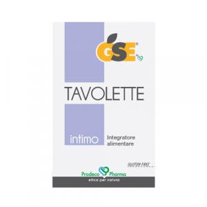 GSE Intimo Tavolette - pilloliera da 90 tavolette