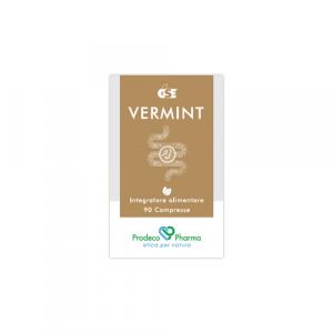 GSE Vermint Integratore -  pilloliera da 90 compresse