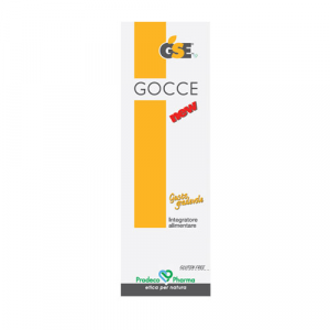 GSE Gocce New - flacone da 30 ml con contagocce