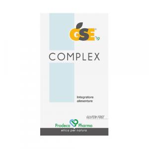 GSE Complex Integratore - pilloliera da 60 compresse