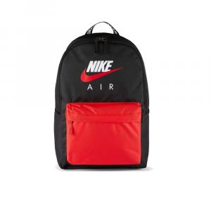 Zaino Nike Heritage Red Black Unisex