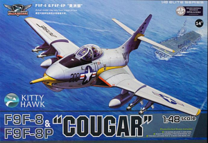 F9F-8/F9F-8P Cougar