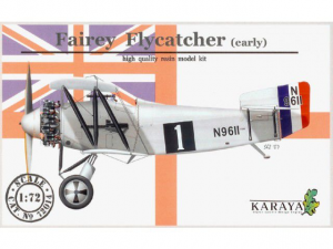 FAIREY FLYCATCHER (EARLY)