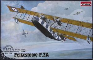FELIXSTOWE F.2A Late version