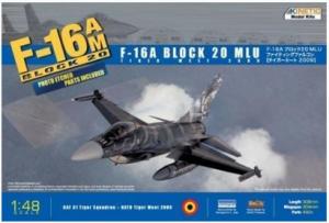 F-16A Block 20 MLU