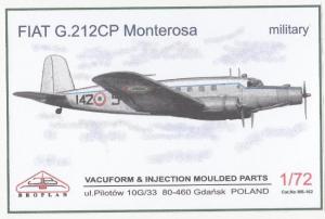 FIAT G.212CP Monterosa military