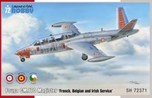 Fouga CM.170 Magister