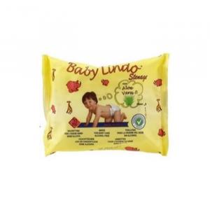 Baby Lindo Aloe Vera Wipes 20 Units
