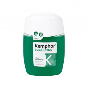 Kemphor Eucalyptus 2 In 1 75ml