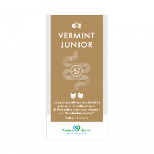 GSE Vermint Junior - flacone da 250 ml