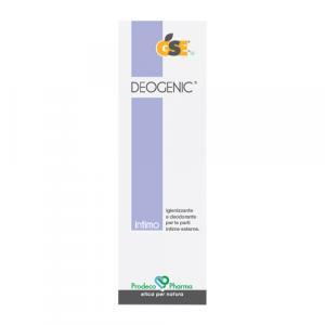 GSE Intimo Deogenic® - flacone da 50 ml con nebulizzatore ecospray