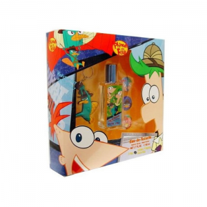 Disney Phineas And Ferb Eau De Toilette Spray 50ml Set 3 Parti 2020