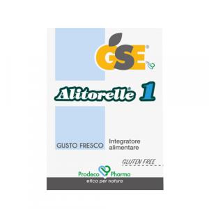 GSE Alitorelle 1 - pilloliera da 60 compresse masticabili