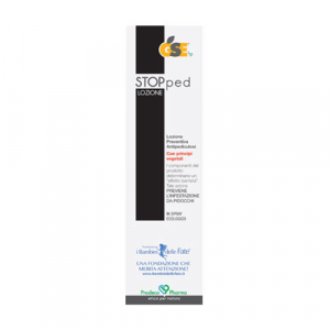 GSE STOPped Lozione - flacone eco spray da 100 ml.