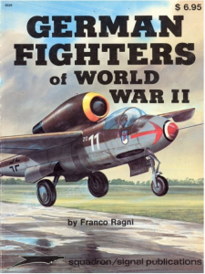 German Fighters of World War II