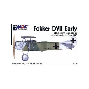 FOKKER D.VII EARLY