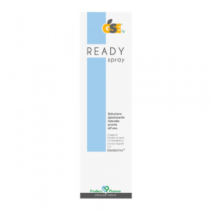 GSE Ready Spray - flacone con ecospray da 100 ml