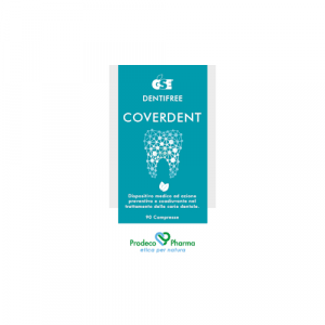 GSE DentiFREE – Coverdent - 90 Compresse