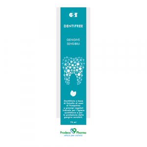 GSE DentiFREE – Gengive sensibili -  tubo da 75 ml.