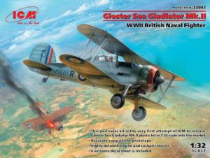 Gloster Sea Gladiator Mk.II