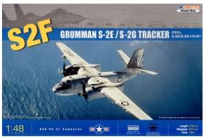 Grumman S-2E / S2G Tracker