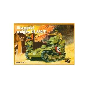 GERMAN TANK DESTROYER UE 630(F)