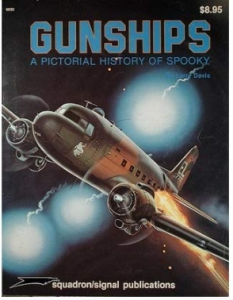 Gunships A pictorial history of Spooky