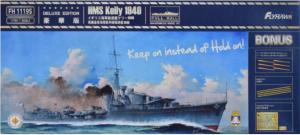 HMS Kelly 1940