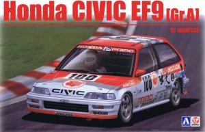 Honda Civic EF9 Gr.A '91 Idemitsu