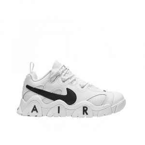 Nike AIr Barrage White Black Junior