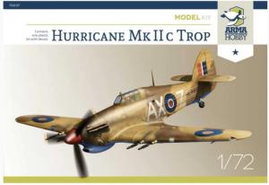 Hurricane Mk IIc Trop