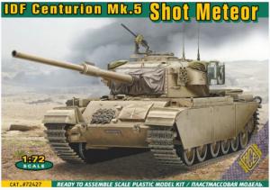 IDF Centurion Mk.5 Shot Meteor