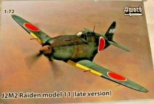 J2M2 Raiden model 11 Late