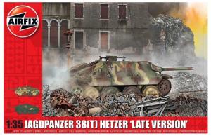JagdPanzer 38 tonne Hetzer, Late Version