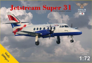 Jetstream Super 31 (5-blade propellers)