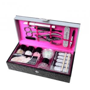 Markwins The Color Institute Be Prepared Gray Manicure Briefcase Set 17 Parti 2020