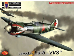 Lavochkin La-5 'VVS'