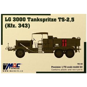 LG 3000 TANKSPRITZE TS-2,5