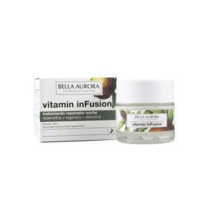 Bella Aurora Vitamin InFusion Night Repair Treatment 50ml