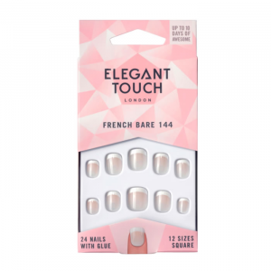 Elegant Touch Natural French Bare 144 XS