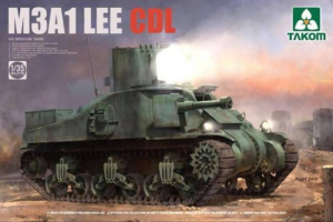 M3A1 LEE CDL