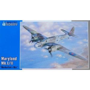 MARYLAND MK.I/II (WARBURTON'S WAR)