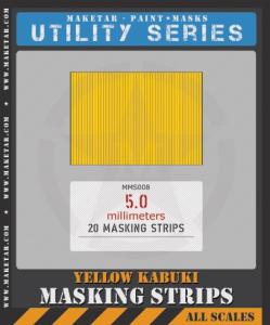 Masking strips 5.0mm