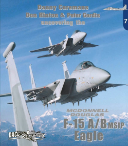 McDonnell F-15A/B Eagle [F-15B]