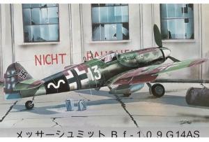 Me 109G-14