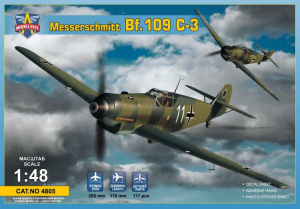 Me-109C-3