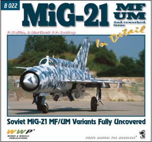 MiG-21MF/MiG-21UM