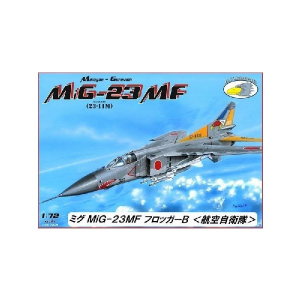 MiG-23MF What If
